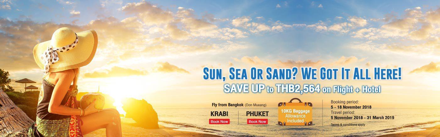 Beach Campaign