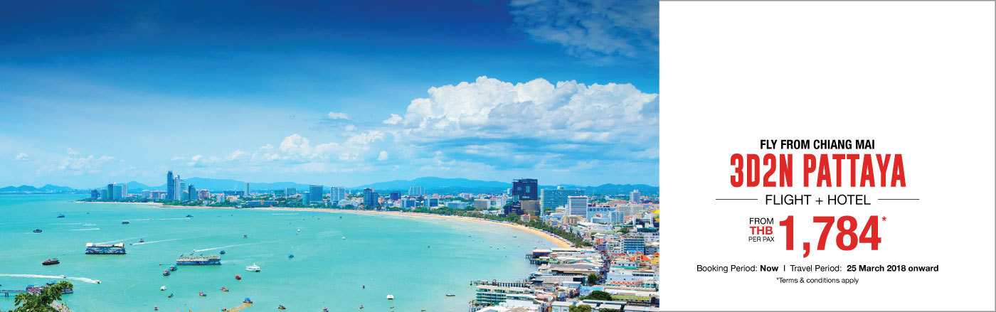 new route to pattaya